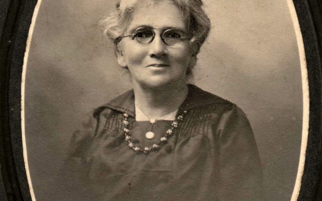 Sarah Agnus Carseldine, nee Protheroe